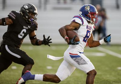 Bixby vs Mansfield Timberview 1