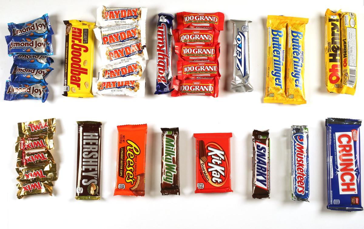 Which candy bar is the best? We had kids rank them ...