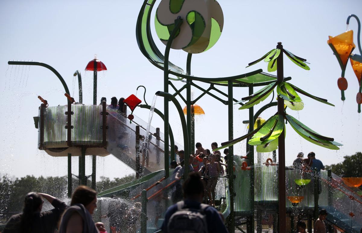 Splash Park Opens