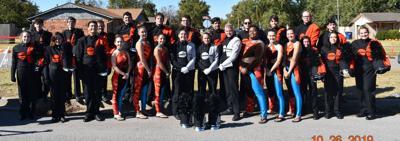 Coweta Band Seniors