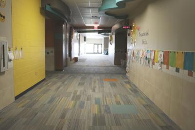 Empty Class Building