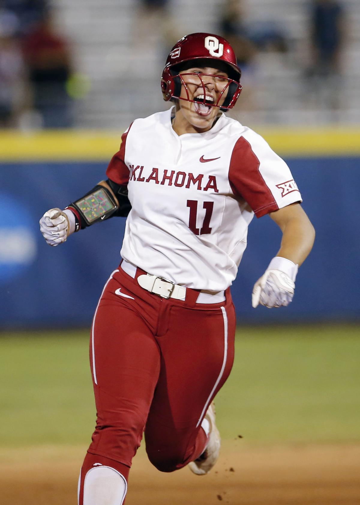 WCWS 2019: Sooners power past Alabama in elimination game ...
