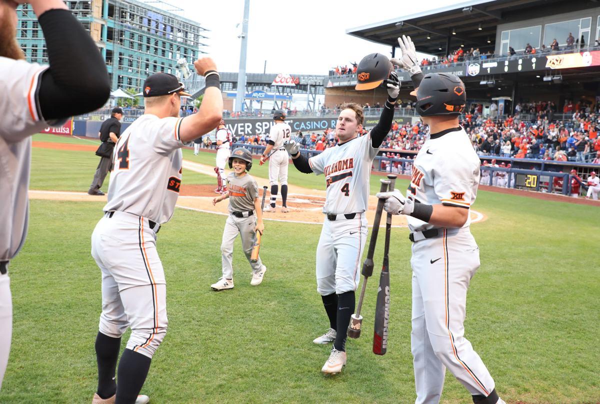 Guerin Emig: 'Something special' brewing for OSU baseball