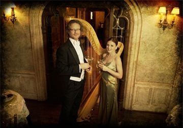 Appassionata Viola and Harp Duo