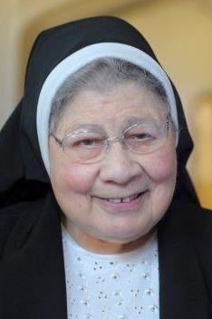 Sr. Mary Anna (Ursula) Addamus, OSB