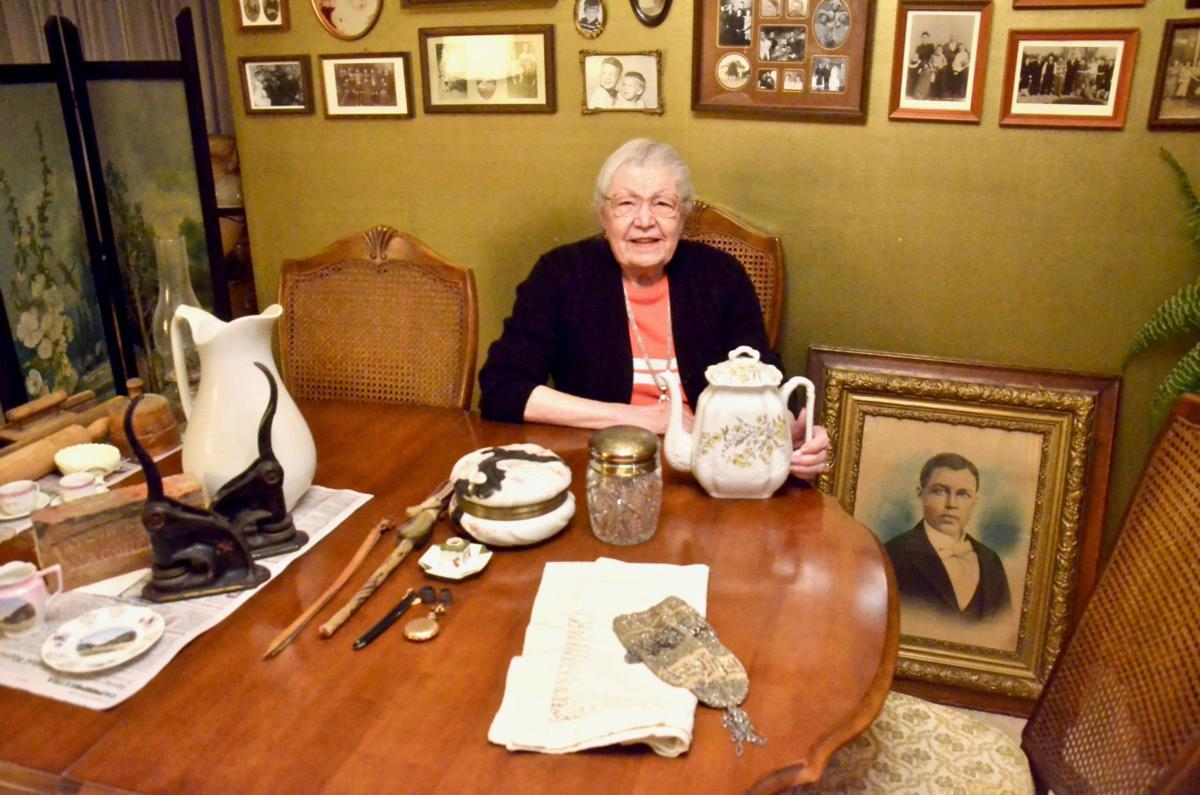 Shirle Williams devotes time to telling Wagoner's history