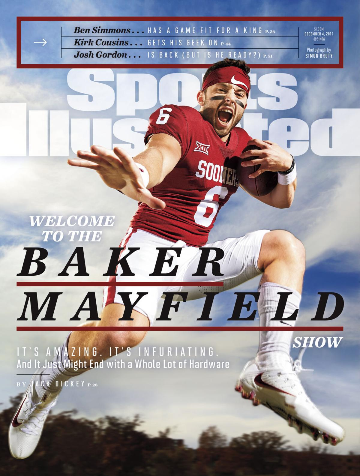 Sports Illustrated: Welcome to The Baker Mayfield Show ...
