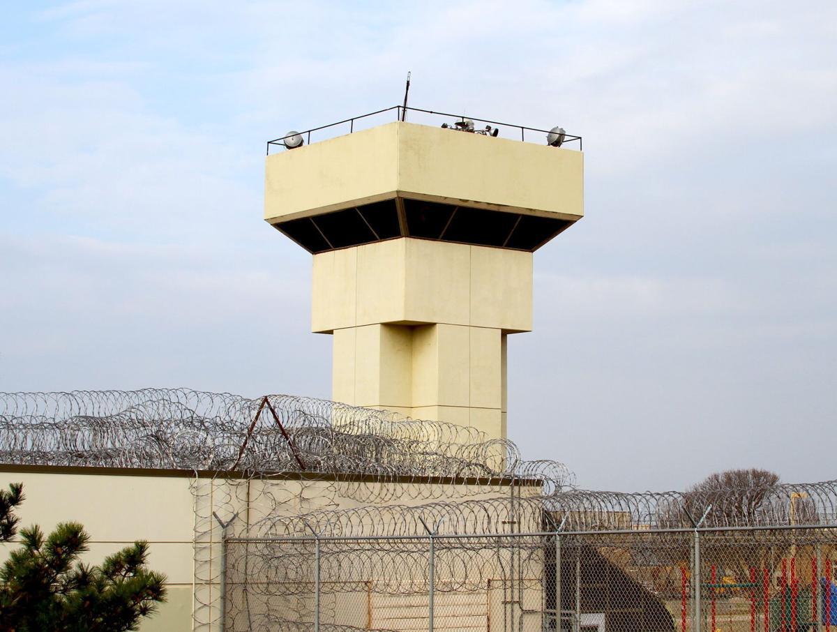 Joseph Harp prison tower (copy)
