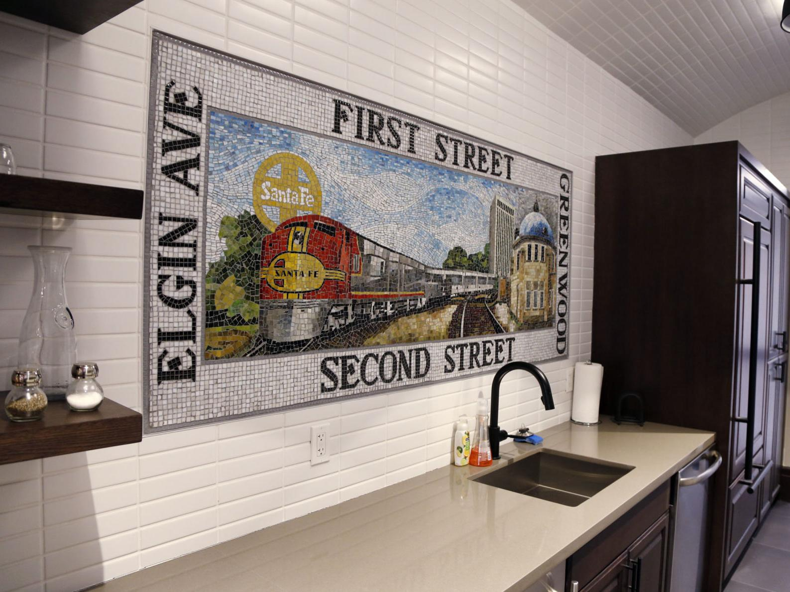 Former Santa Fe Rail Depot Reincarnated As Contemporary Office Space Business News Tulsaworld Com