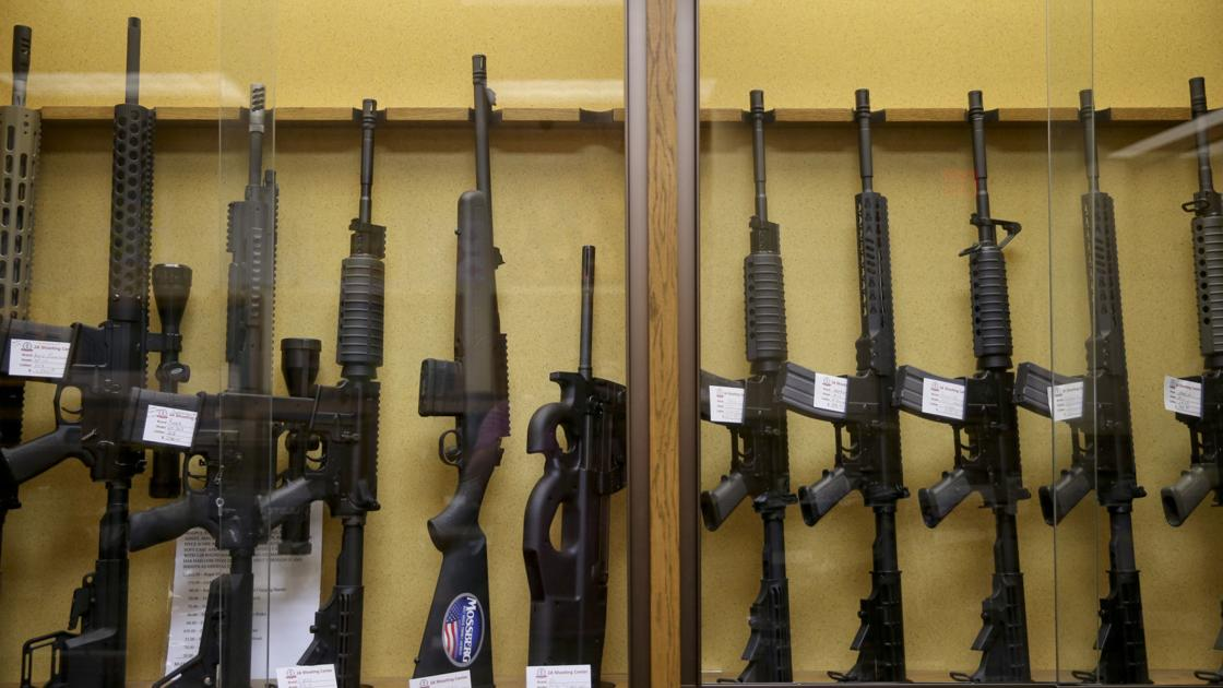 Oklahoma has 9,347 automatic weapons registered: A guide to the laws