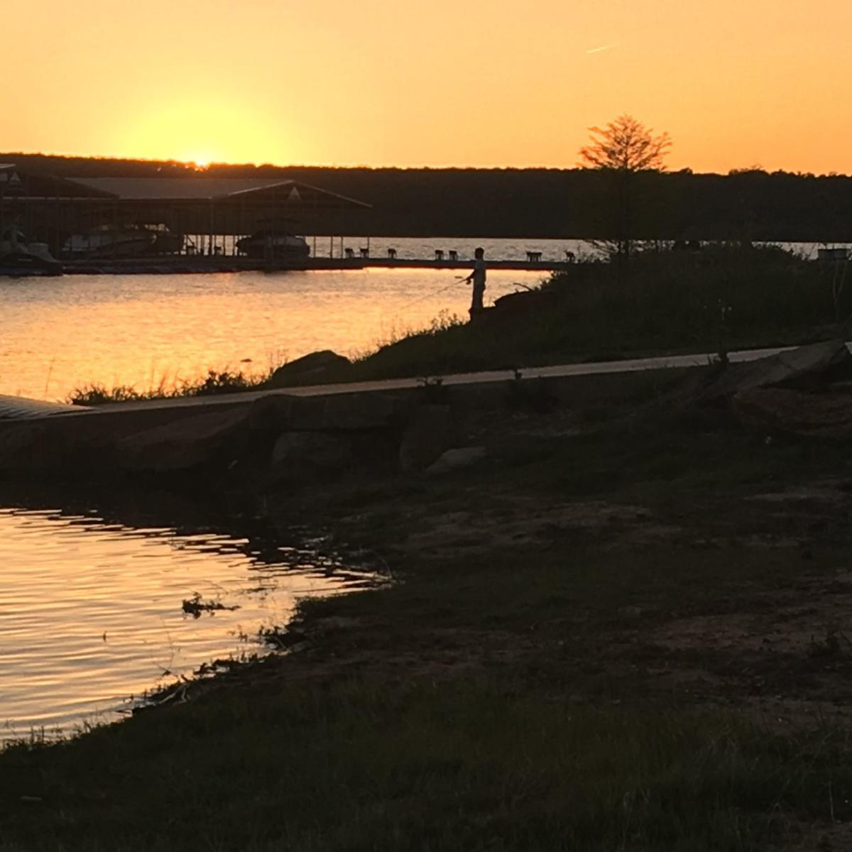 Northeast oklahoma fishing report january 31 2018 for Fishing forecast oklahoma