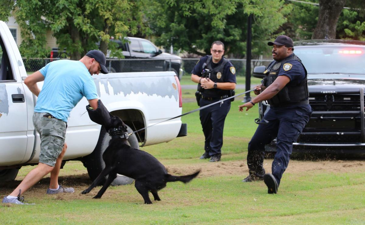 WPD National Night Out Demonstration