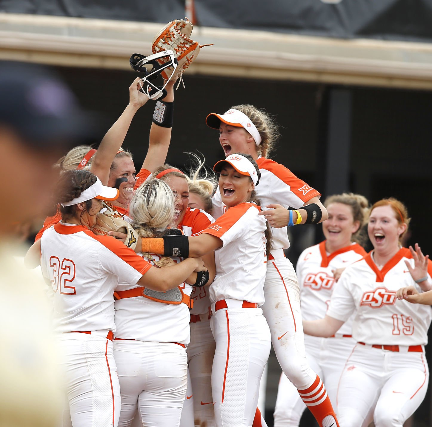 OSU NCAA SOFTBALL