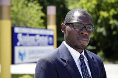 greenwood academy principal stepping down