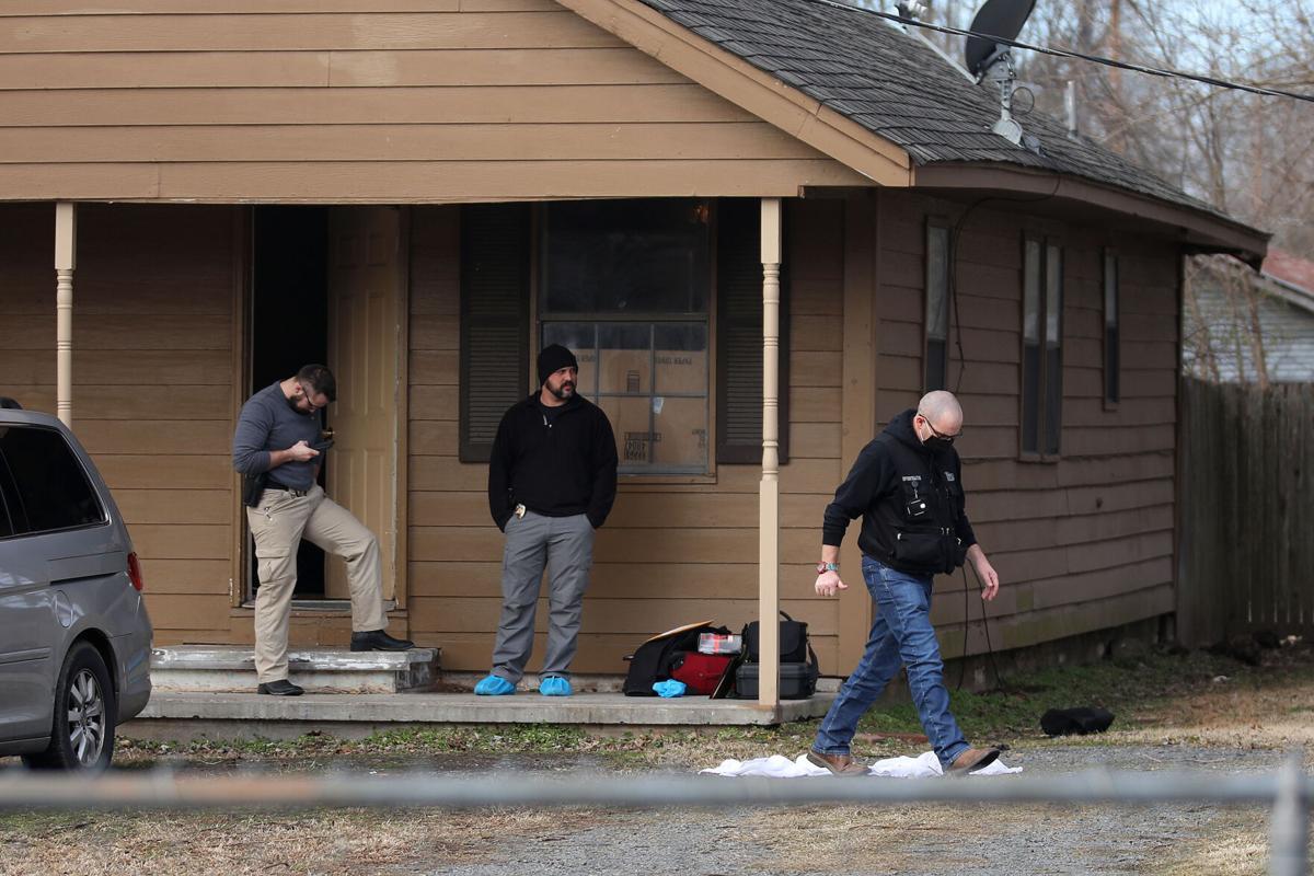 Suspected mass homicide