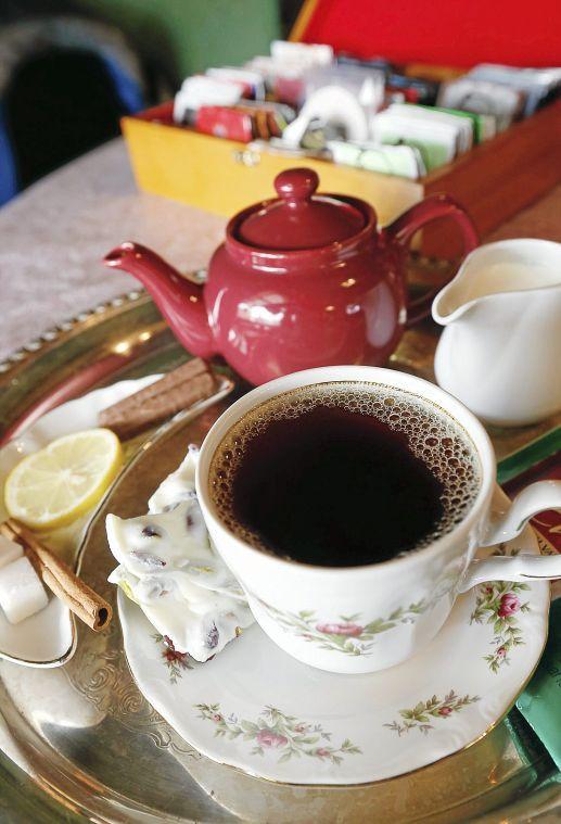 Scarlett S Tea Room Sapulpa