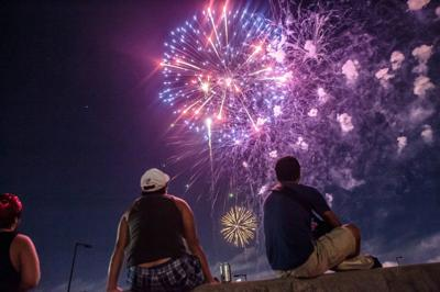 July 4: Red, White and BOOM! (copy)