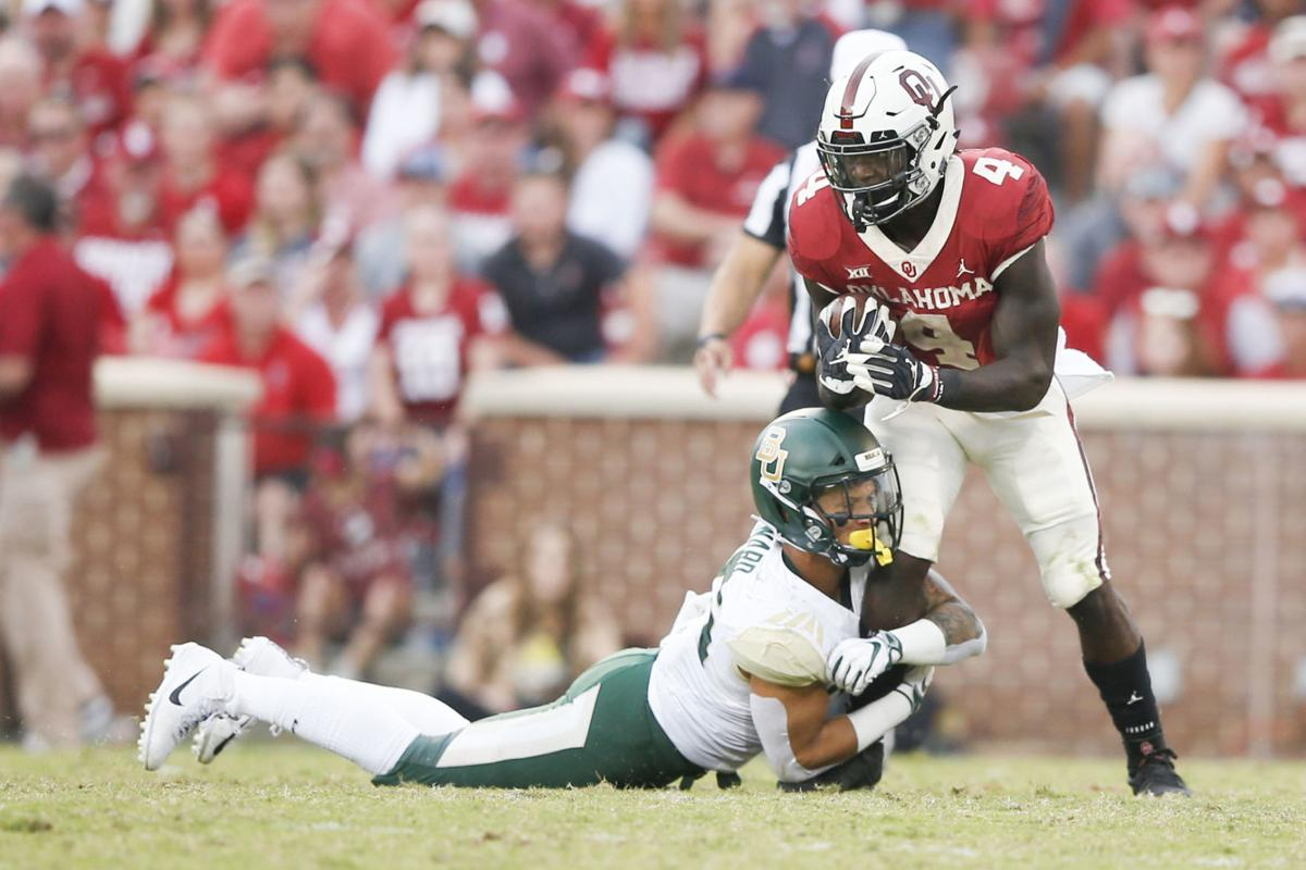 Ou Football Running Game In Spotlight As Sooners Prepare For Texas Ousportsextra Tulsaworld Com