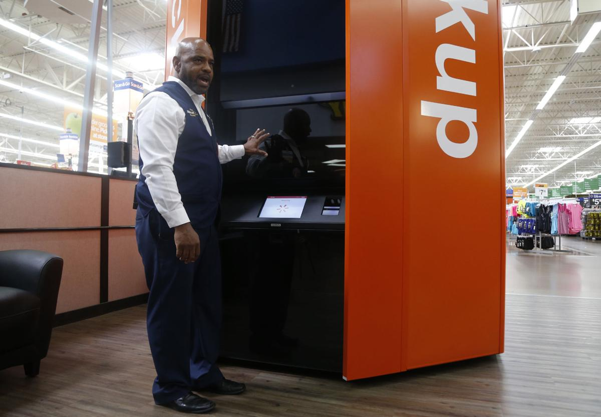 Tower power: Wal-Mart pickup kiosk initiative arrives in