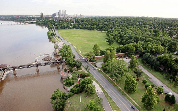 Federal Grant Ok D For Riverside Drive Improvements