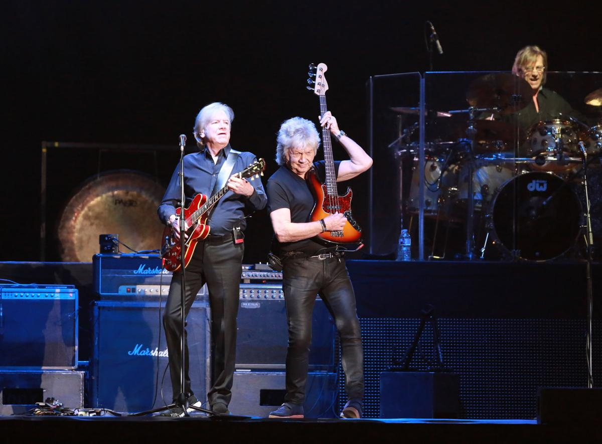 Review: Moody Blues re-create iconic album for Tulsa fans on