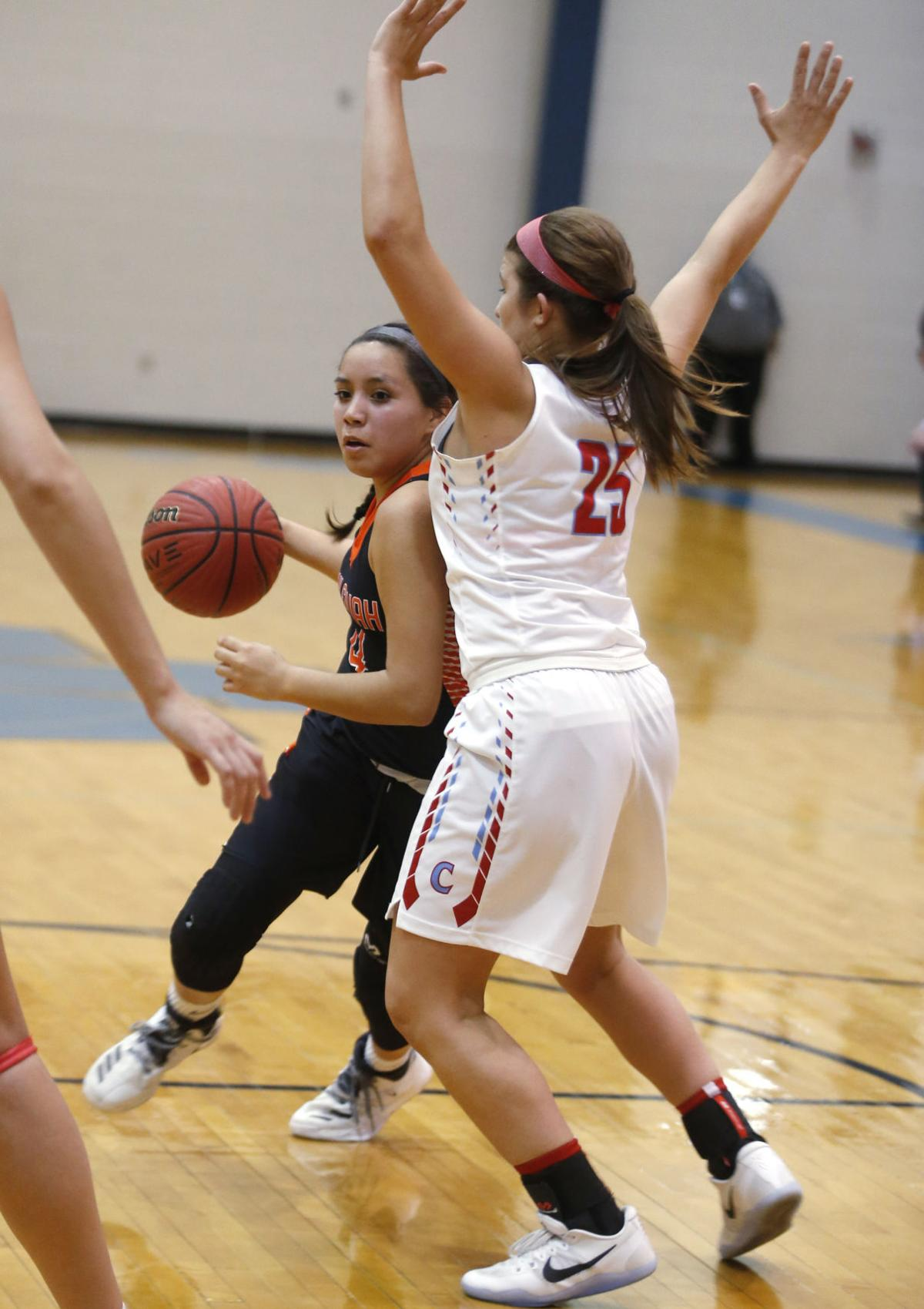 Collinsville vs Tahlequah Girls Basketball