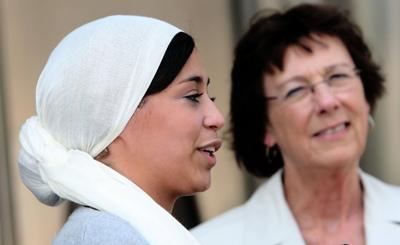 Jury awards $20,000 in Muslim woman's employment lawsuit