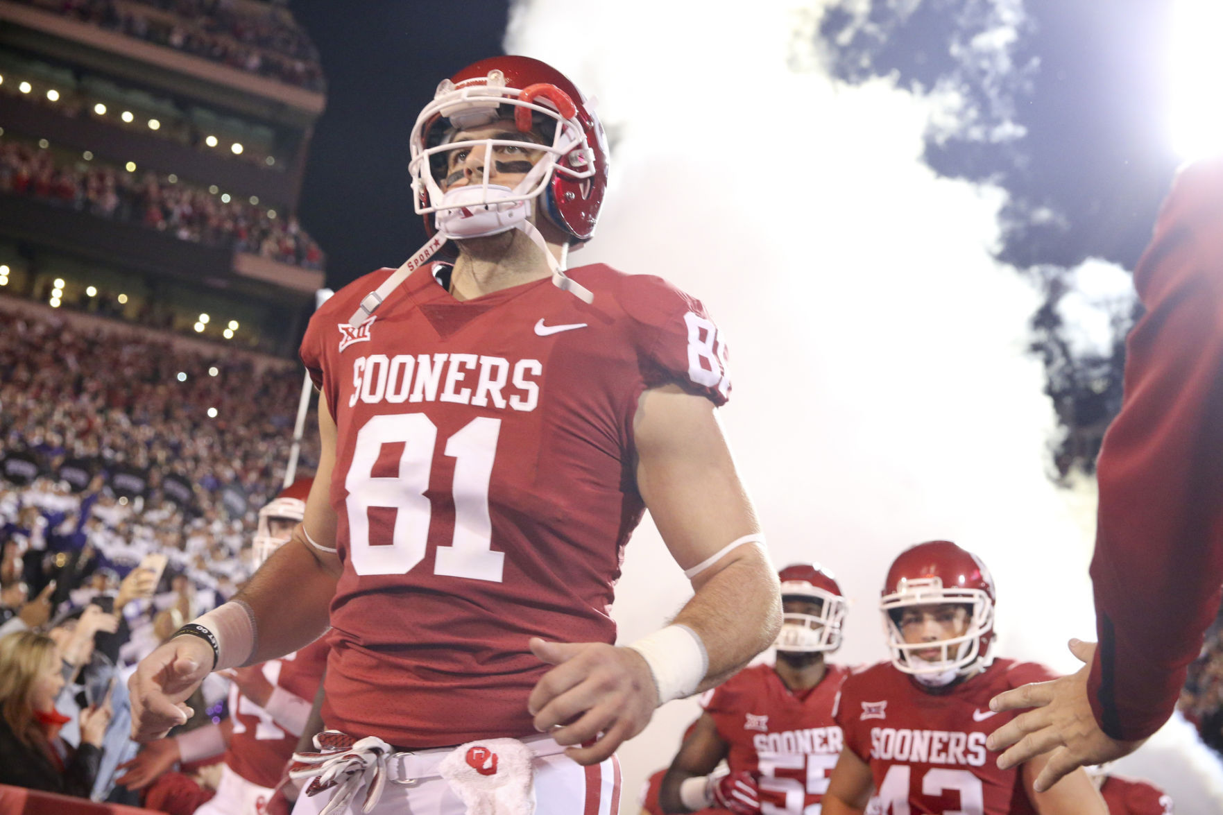 OU football notebook: Sooners represented well among major ...