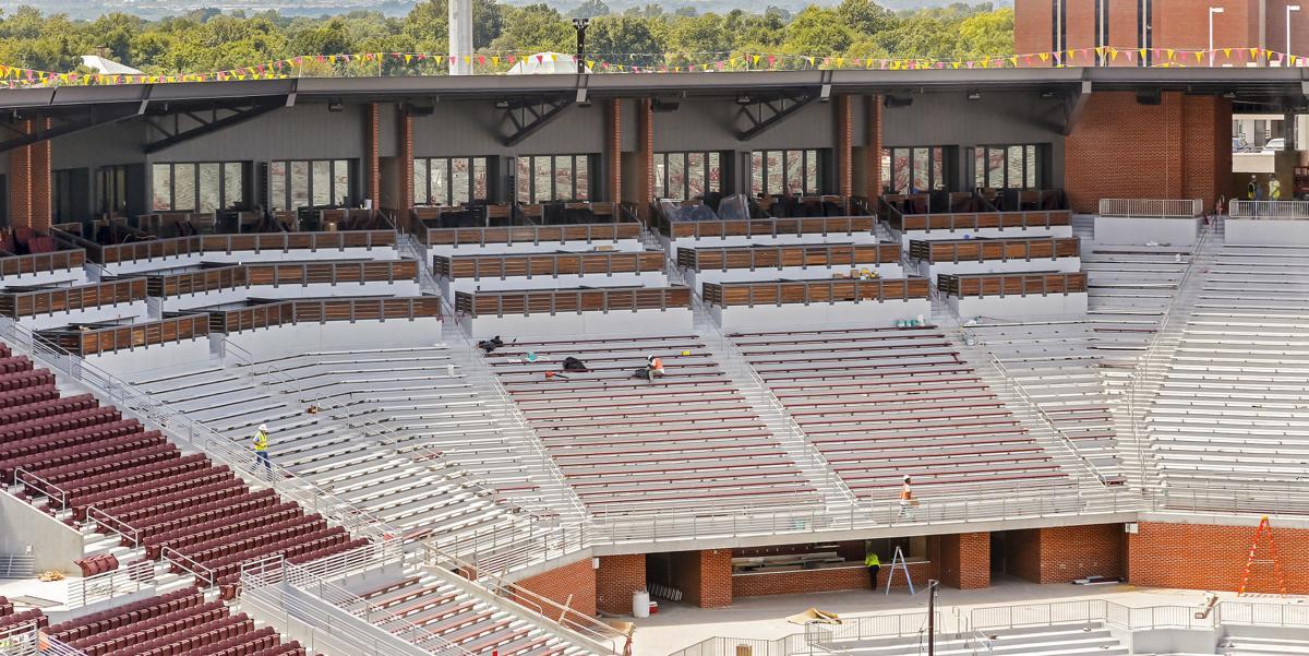 Oklahoma football: Renovating Memorial Stadium always a ...