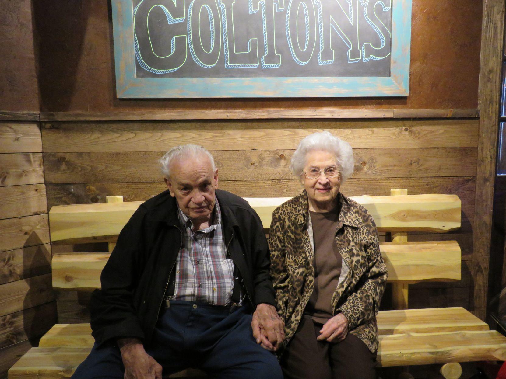 joe and doris fisher celebrate 72nd wedding anniversary news rh tulsaworld com