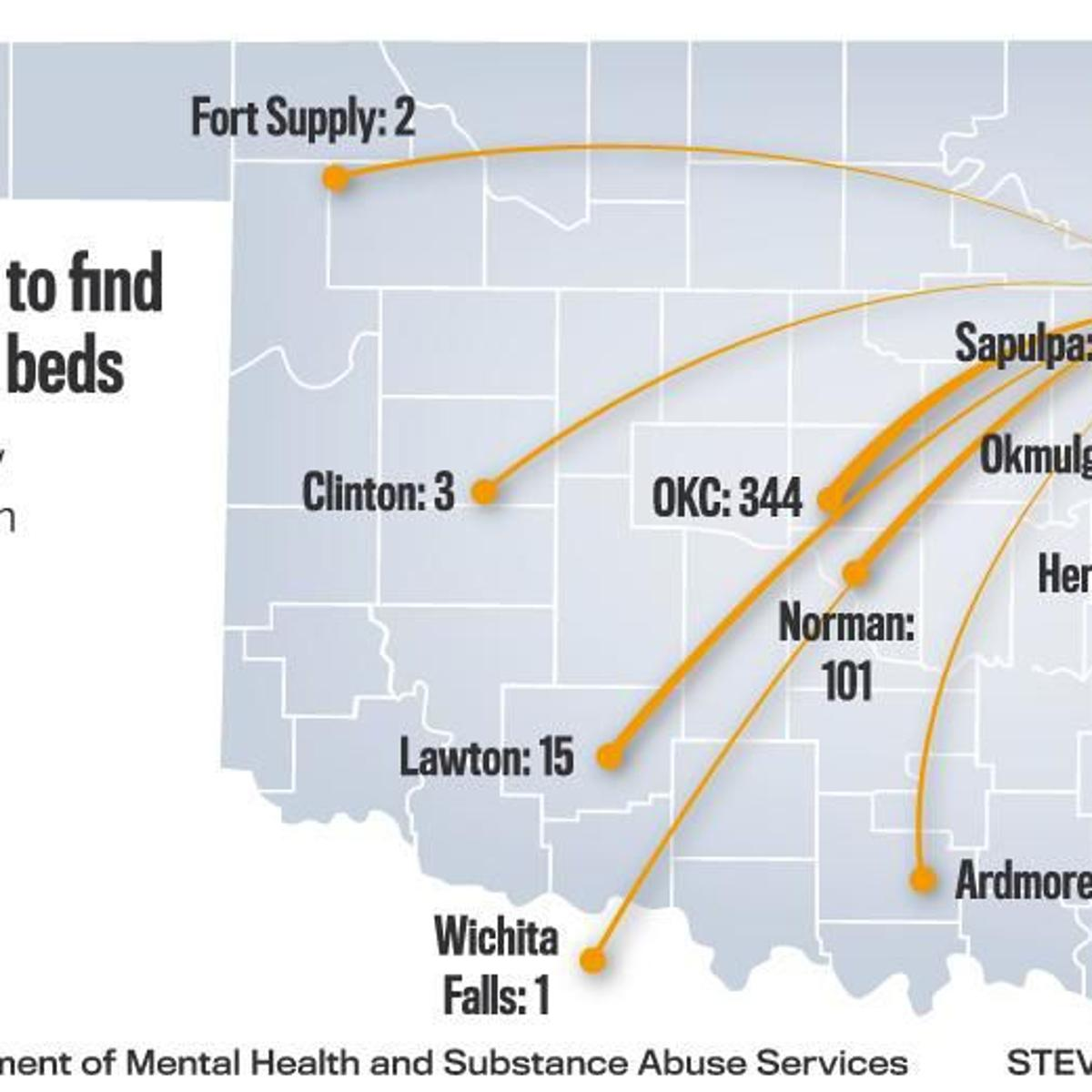 Tulsa S Mental Health Care System A Mixed Picture Of Mental Health And Well Being Local News Tulsaworld Com