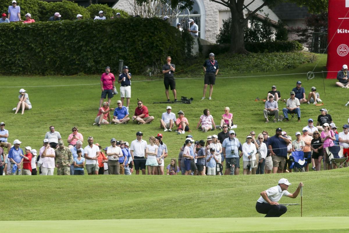 Senior PGA Day 2