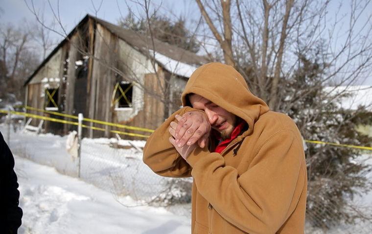 Exclusive video: Survivor of Bartlesville fatal fire describes escape