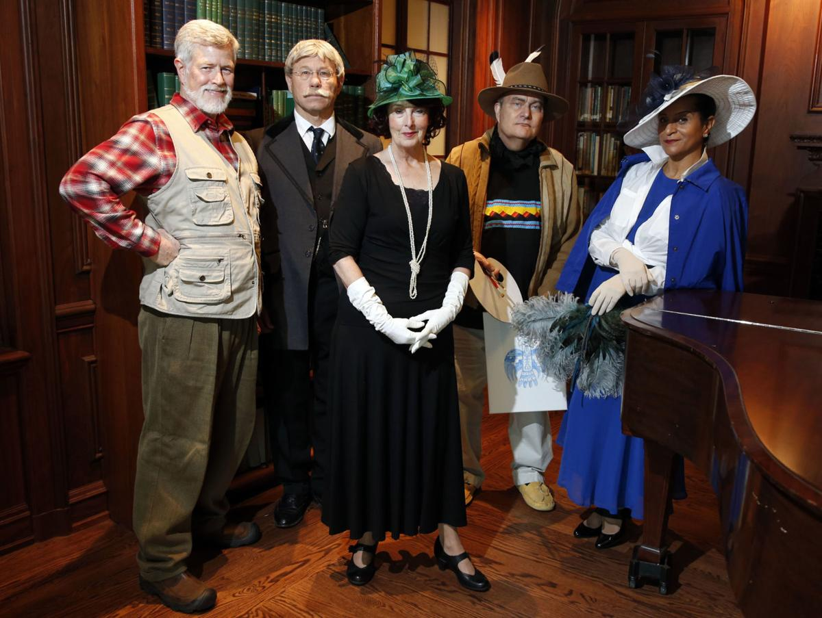 Image result for Chautauqua explores people, themes of WWI