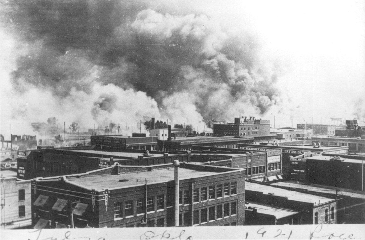 Tulsa Race Riot 2