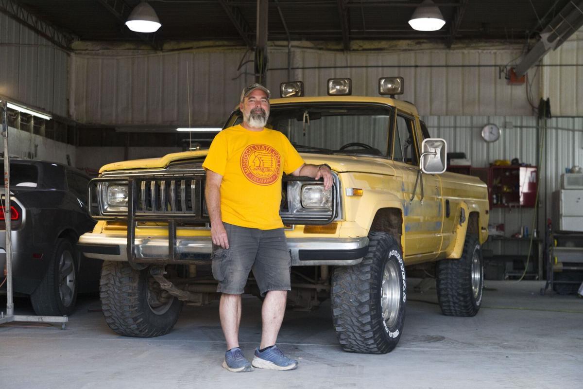Twister Jeep