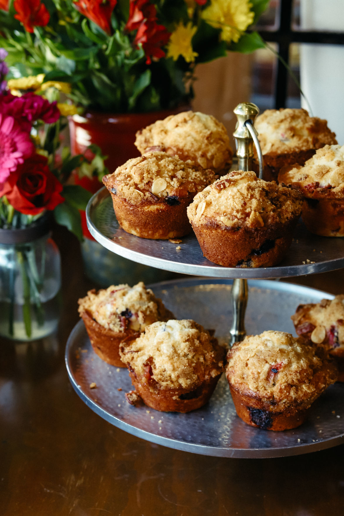 Cherry Street Kitchen muffins