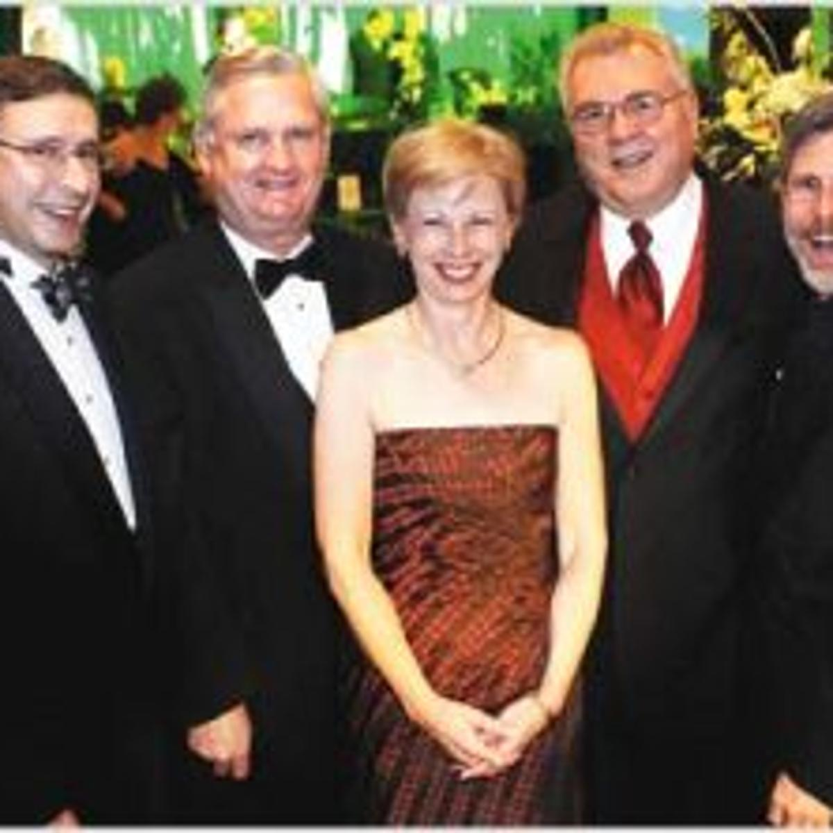 Oncologist honored at Winterset Ball | Archive | tulsaworld com