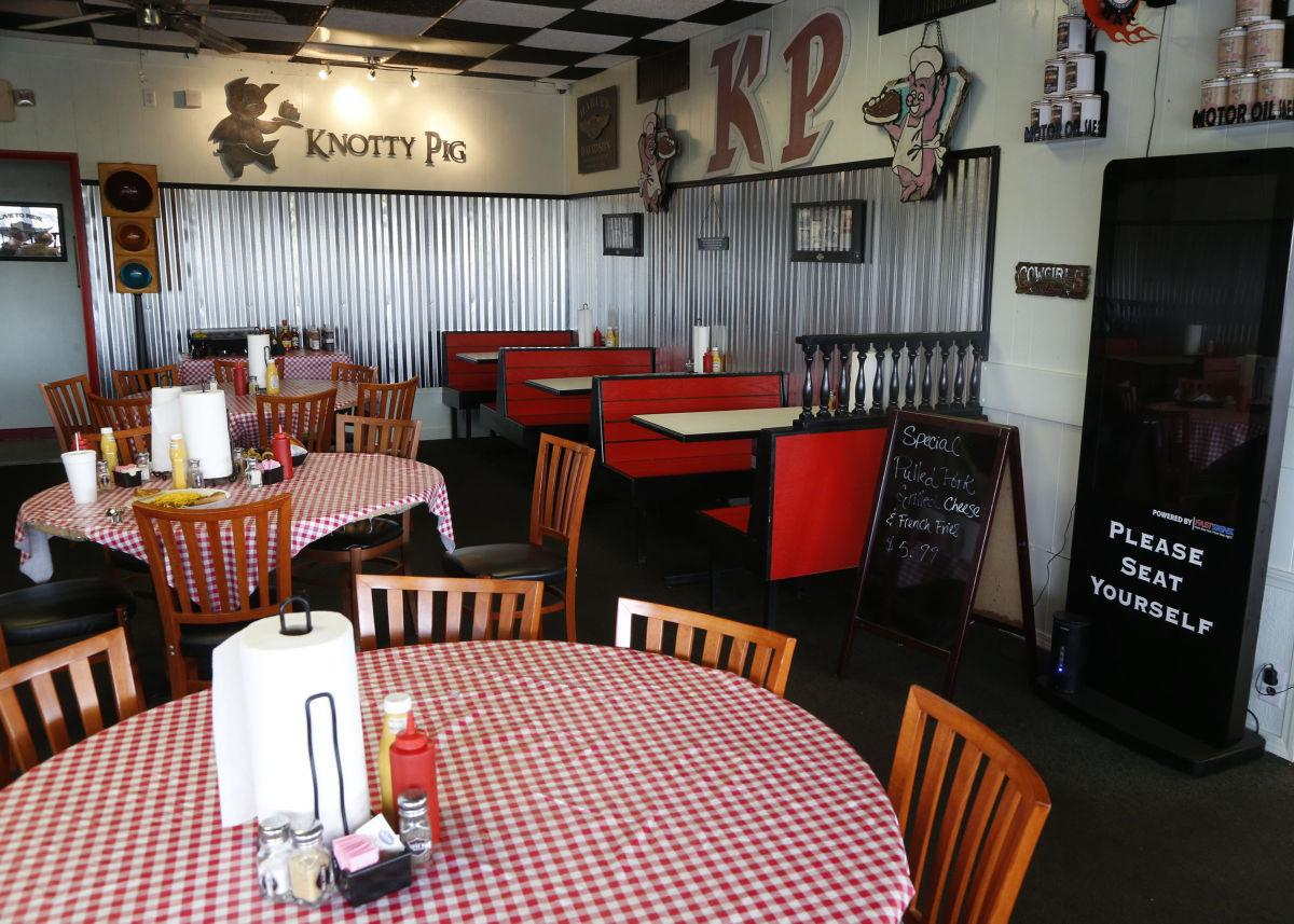 Review: Knotty Pig BBQ, Burger & Chili House delivers on
