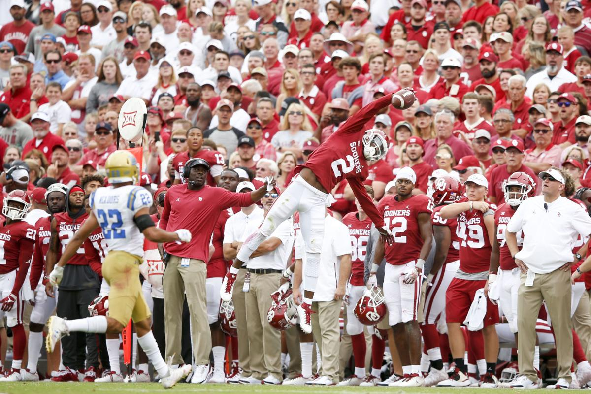 OU football: CeeDee Lamb has big day after being benched ...