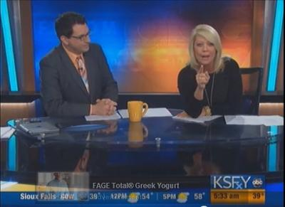 Weather World: Video: How news anchors feel about weather