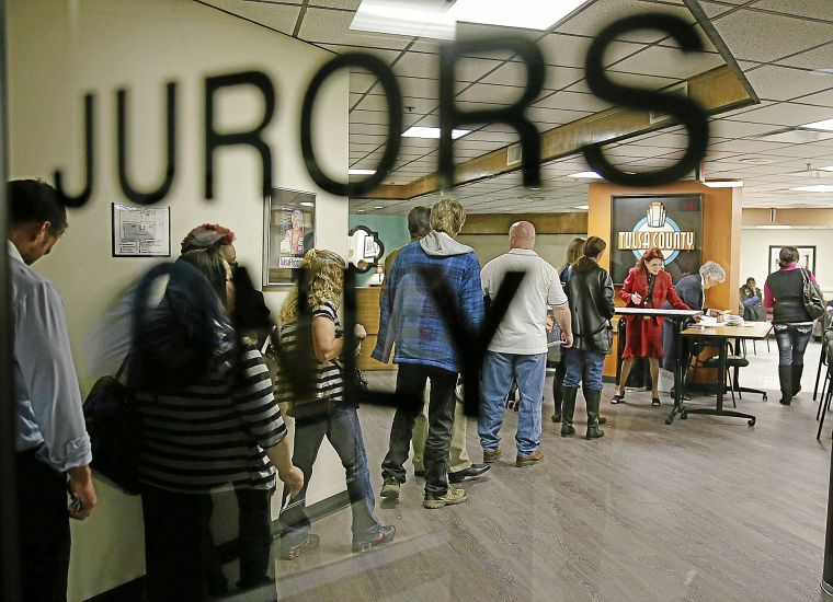 Jury-duty calls increase in Tulsa County | Courts ...