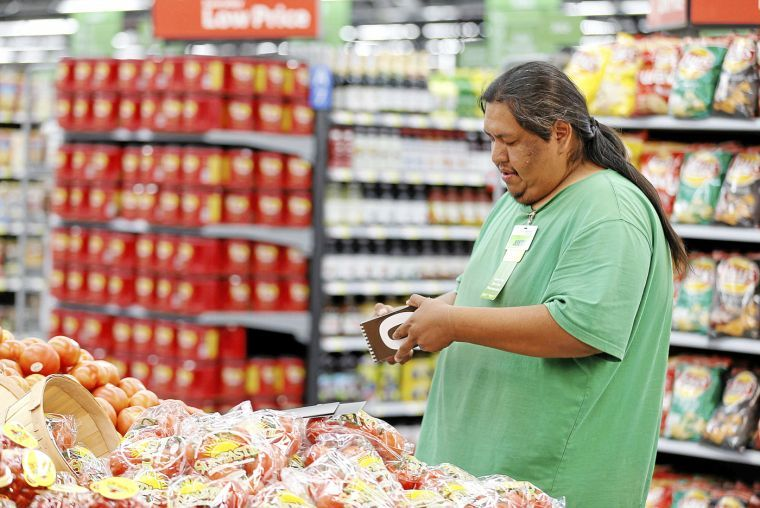 Wal-Mart associates in Oklahoma are now earning higher wages