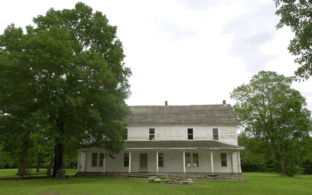 Cherokee Saline Courthouse