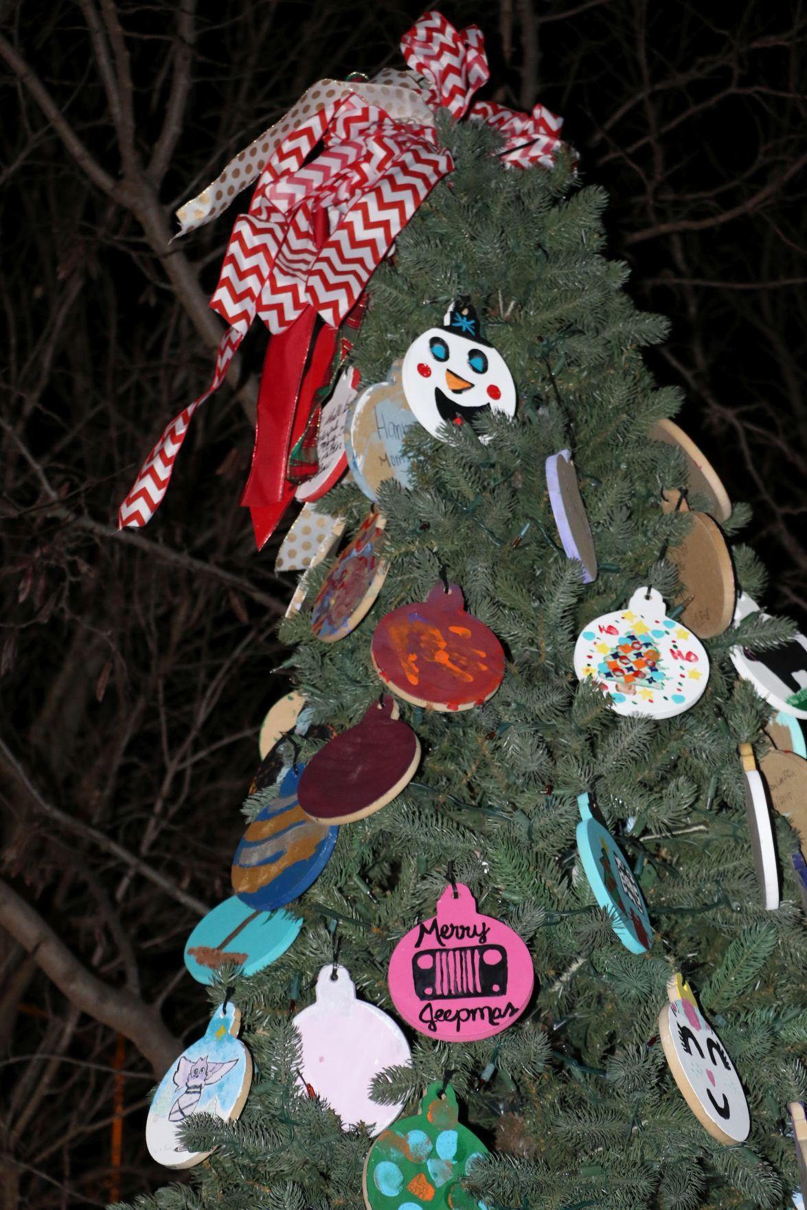 Community Christmas Tree Promotion
