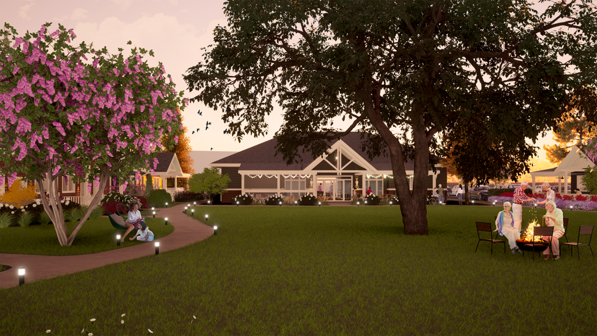Heartwood Commons rendering