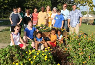 Brighter Futures Garden Project Enhanced With Tset Grant News