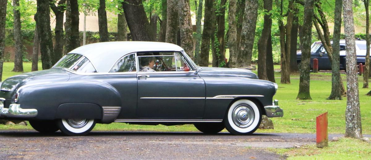 Southern Tour: National vintage car club brings antique cars ...