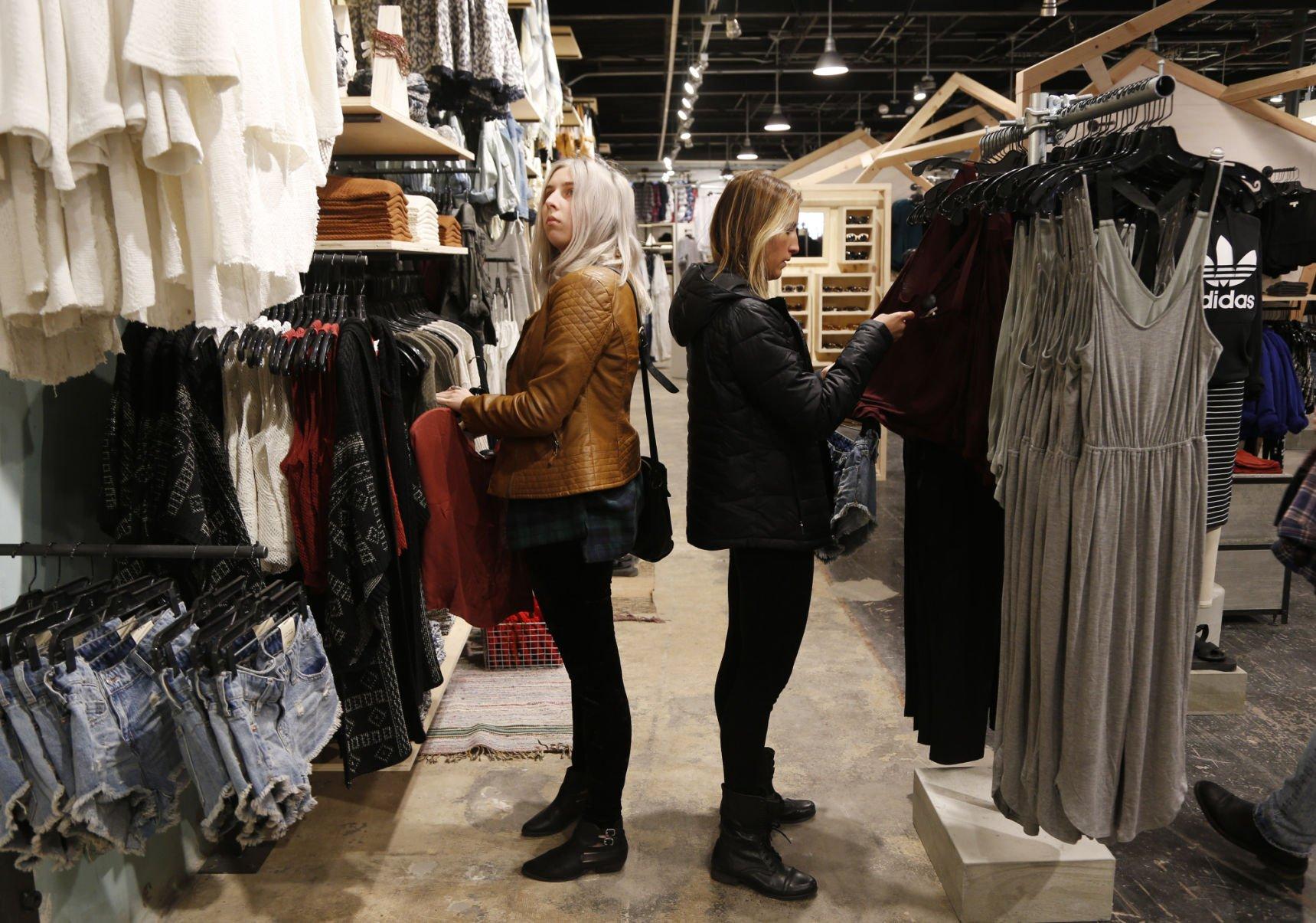 Tulsa clothing stores