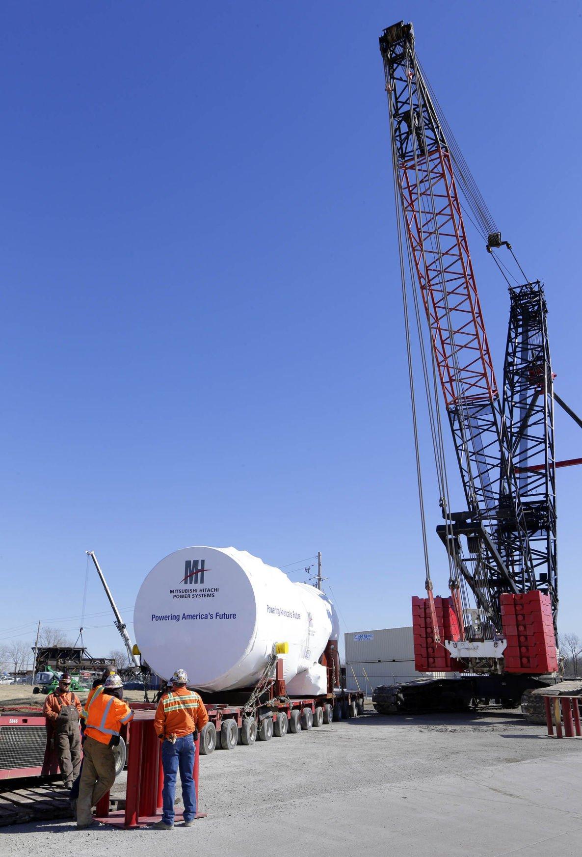 New GRDA turbine will be most efficient power generator in Western